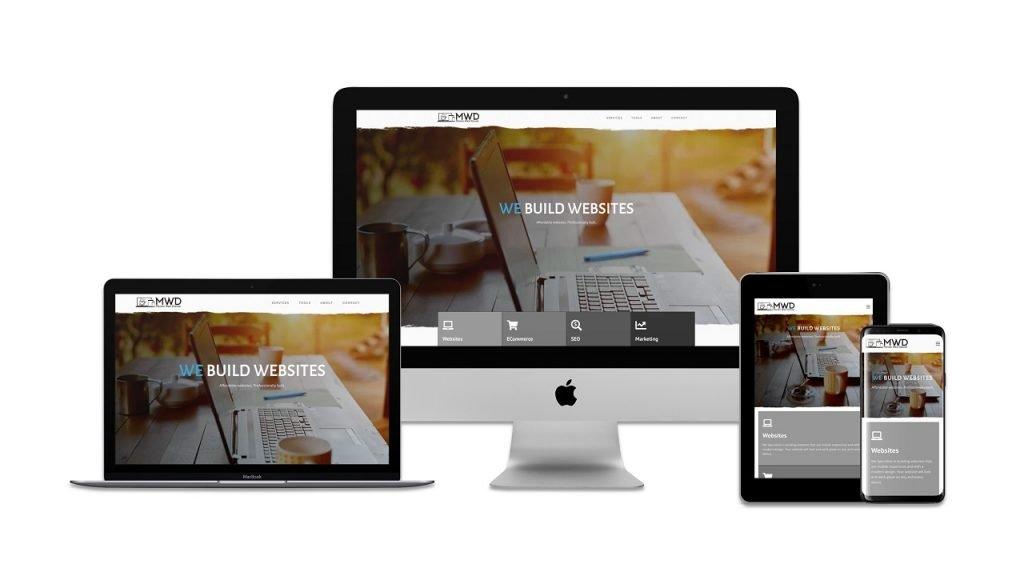 Mendo Web Design Multiple Devices